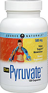 Diet Pyruvate™ 500 mg