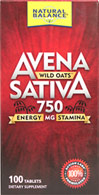 Avena Sativa Wild Oats™ 750 mg