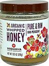 Organic Pure Whipped Honey