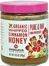 Organic Whipped Cinnamon Honey
