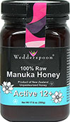 100% Raw Premium Manuka Honey Active 12+