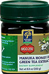 Premium Manuka Honey with Green Tea Extract
