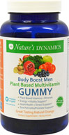 Body Boost Men's Organic Multivitamin