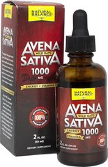 Avena Sativa Wild Oats™ 1,000 mg