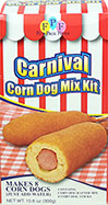 Carnival Corn Dog Mix Kit