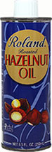 Roasted Hazelnut Oil