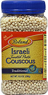 Israeli Traditional Couscous