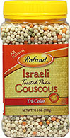 Israeli Tri-Color Couscous