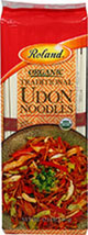 Organic Traditional Udon Noodles