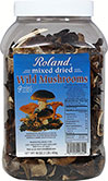 Wild Mixed Dried Mushrooms