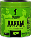 Iron CRE3 Creatine Nitrate Blue Razz