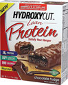 Hydroxycut Lean Protein Bars Chocolate Fudge