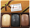 Organic Shea Butter Soap Gift Pack