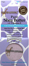 Organic Lavender Shea Butter with Vitamin E