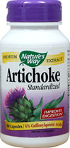 Artichoke Standardized Extract 300 mg