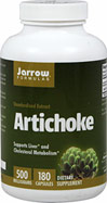 Artichoke Standardized Extract 500 mg