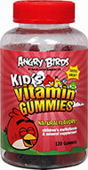 Angry Birds Kid's Vitamin Gummies