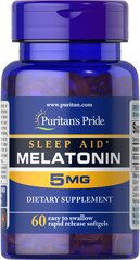 Extra Strength Melatonin 5 mg
