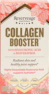 Collagen Booster with Hyaluronic Acid & Resveratrol