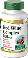 Red Wine Complex 500 mg