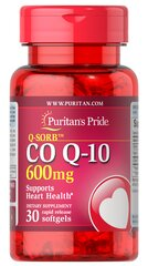 Q-Sorb™ CO Q-10 600 mg  30 Softgels 600 28.99