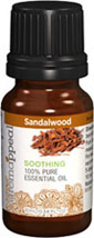 Sandalwood 100% Pure Essential Oil