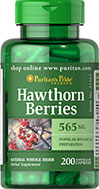 Hawthorn Berries 565 mg