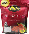All Natural Soft Licorice Chews Cherry