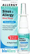 Sinus Allergy Nasal Spray <p><b>From the Manufacturer's Label: </p></b><p>For Sinus Pressure, Congestion</p> <p>For Sneezing & Runny Nose</p> <p>For Dry Nasal Passages</p> <p>Non-Drowsy formulas</p> <p>No excessive dryness or thirst</p> <p>No histamine rebound</p> <p>Provides general year round symptom relief for nasal and sinus symptoms due to respiratory allergies.</p> <p>M