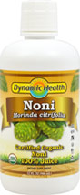 ORGANIC 100% PURE NONI-32 oz-Liquid