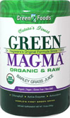 Green Magma® Original Formula Organic & Raw Barley Grass Juice