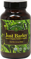 Organic Just Barley Powder <p><b>From the Manufacturer's Label: </p></b><p><b>JUST BARLEY-</b> 100% Barley Green Extract.**</p><p>No additives of any kind.**</p><p>Made with Organic Barley</p><p>Is not pasteurized or agglomerated.**</p><p> Affordable.</p> 1.4 oz Powder  $10.99