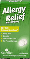 Allergy Relief Non-Drowsy