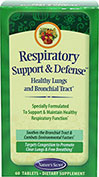 Respiratory Support & Defense™