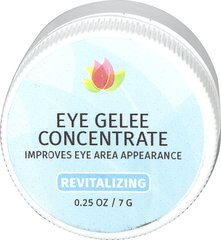 Reviva® Labs Eye Gelee Concentrate <p><b>From the Manufacturer's Label: </p></b><p>With all the latest wonder-works for under-eye care: collagen, specific herbal extracts, elastin and mucopolysaccharides. Fragile eye area tissues need this special formula that lubricates as well as tones, softens and protects. Smooth on gently (do not rub) under eyes to fight bags and wrinkles and at outer corners to fight crows feet. May also be used on eyelids.</p>&