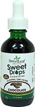 Stevia Liquid Extract Chocolate Sweet Drops™ Sweetener