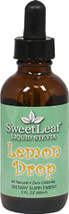 Stevia Liquid Extract Lemon Drop <p><b>From the Manufacturer's Label:</b></p> <p>Stevia Liquid Lemon Drop is manufactured by Sweet Leaf.</p> 2 fl oz Liquid  $10.99