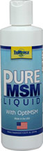 Pure MSM™ Liquid 390 mg <p><b>From the Manufacturer's Label: </p></b><p>No Heavy Metals!**</p><p>For your healthy joints, muscles, tissues, skin, hair and nails, PureMSM™ is the right choice – every time!**</p> <p>Not all MSM is the same. Inferior brands of MSM can contain harmful heavy metals and fossil fuel derivatives that don't provide the superior results of PureMSM™. PureMSM™ utilizes a patented state-of-the-art manufacturing and ex