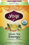 Organic Green Tea Energy