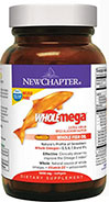 Wholemega® Whole Fish Oil 1000 mg