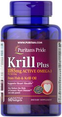 Krill Plus High Omega-3 Concentrate 1085 mg