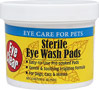 Eye Cleansing Pads <p><strong>From the Manufacturer's Label: </strong></p><p>Tear Stain Pads</p><p>Easy-to-use Pre-soaked Pads</p><p>Gentle & Soothing Irrigation formula</p><p>For Dogs, Cats & Horses</p> 90 Pads  $16.99
