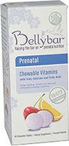 Bellybar® Prenatal Chewable Multivitamins