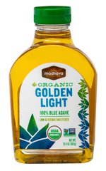 Organic Golden Light Blue Agave