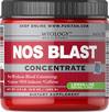 NOS Blast Ultra Concentrate Lemon Lime <p>Pre-Workout Neuromuscular Stimulator**</p> <p>Synergistic Blend of :  Creatine, NOS Inducers, Caffeine</p>  <p>NOS Blast Concentrate helps to sustain mental focus during the most challenging sessions at the gym.** This concentrated formula combines caffeine, creatine and amino acids to provide the nutrients necessary for a multi-phase workout without the need for stacking. Our formula works with the neural system and normal