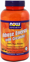 Ribose Energy with Creatine <p><b>From the Manufacturer's Label: </p></b><p>We are proud to bring you Ribose Energy with Creatine from NOW Foods. Look to Puritan's Pride for high-quality products and great nutrition at the best possible prices.</p> 315 g Powder  $26.99