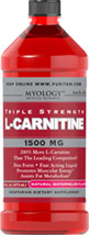 L-Carnitine 1500 mg Watermelon <p>Our Triple Strength liquid formula is fast acting, comes in delicious natural lemon, watermelon, or grape flavor.</p>	 <p>Promotes muscular energy and is important for heart health.**</p> <p>Contributes to energy production.**</p> <p>Provides support for fat metabolism.**</p> <p>An easy dose of just one tablespoon a day.</p> <p>A perfect choice for vegetarian lifestyles.</p> 16 oz Liquid 150