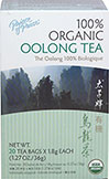 "Organic Oolong Tea <strong></strong><p><strong>From the Manufacturer:</strong></p><p>Prince of Peace®</p><p>Oolong Tea (also known as Wu Long Tea) is from the Anxi District of Fujian, China, which is named as ""The Magical Village of Oolong Tea"".  Oolong is semi-fermented, combining the best qualities of black and green teas.  Prince of Peace® Oolong Tea is completely hand picked, delightfully aromatic with a mild flavor an"