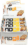 NoGii Peanut Butter & Chocolate High Protein Bar
