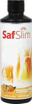 SafSlim Tangerine Cream Fusion <strong></strong><p><strong>From the Manufacturer's Label:</strong></p><p>Manufactured for Re-Body, LLC</p> 16 fl oz Liquid  $24.99